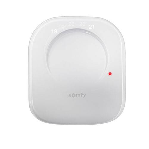 SOMFY Thermostat connecté filaire - 2401498 - Somfy