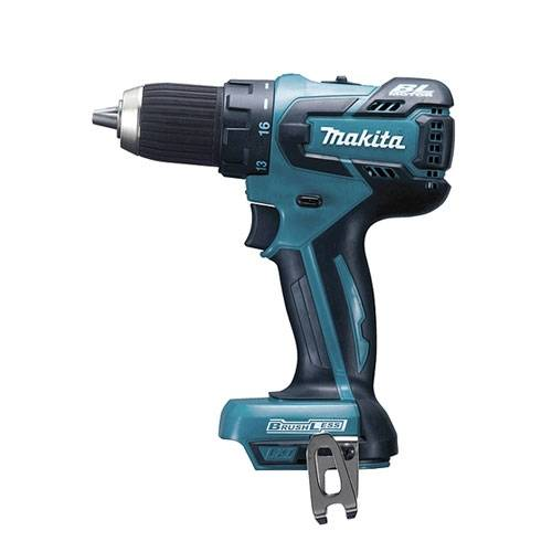 MAKITA Perceuse visseuse sans fil 18V brushless sans batterie - DDF459Z - Makita
