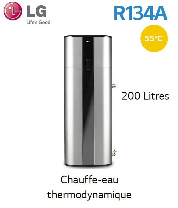 LG Chauffe-eau Thermodynamique LG WH20S