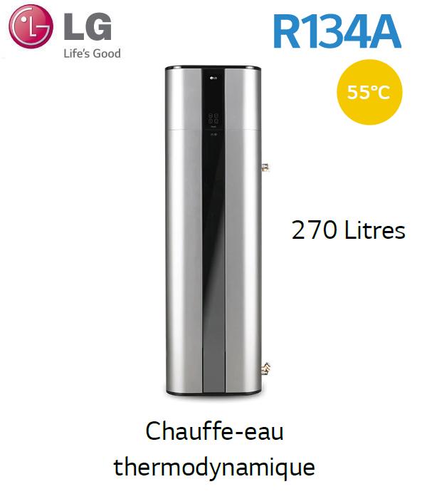 LG Chauffe-eau Thermodynamique LG WH27S