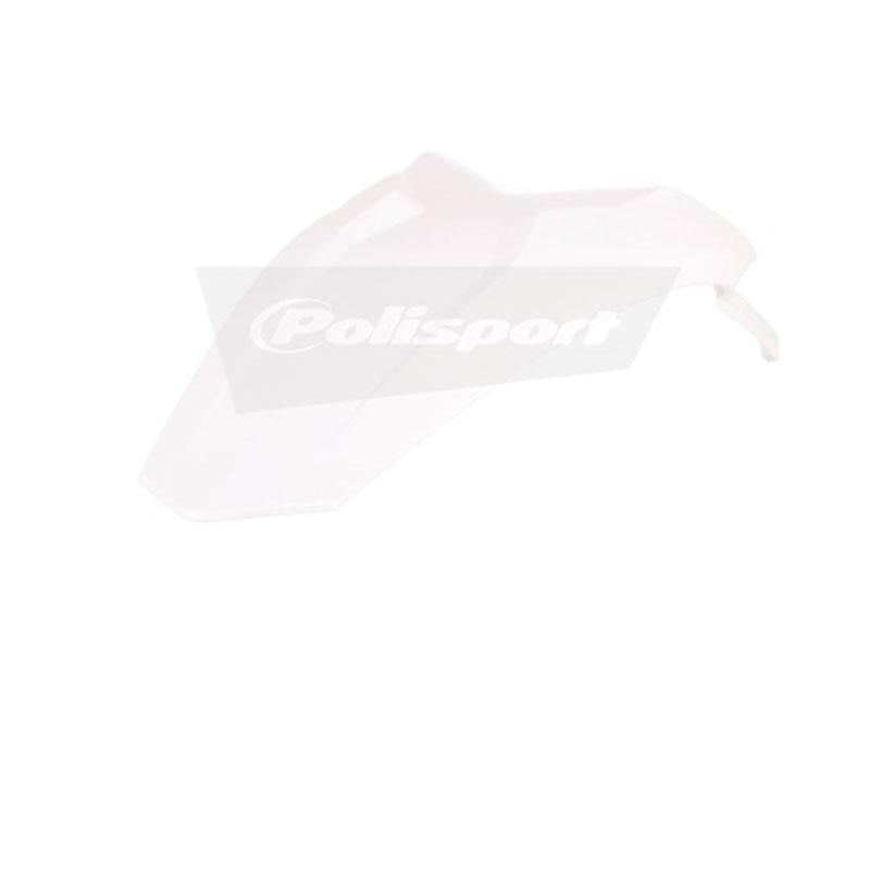 Polisport Garde boue arrière POLISPORT SX85 13-17 Blanc