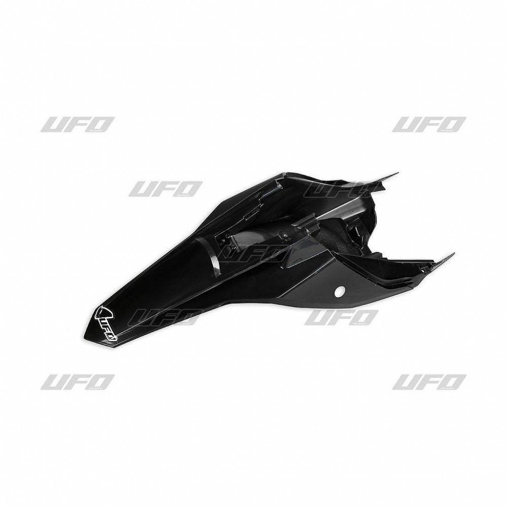 Ufo Garde boue arrière Ufo SX65 noir 16