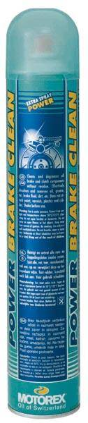MOTOREX Nettoyant spray Power Brake Clean MOTOREX 750ml