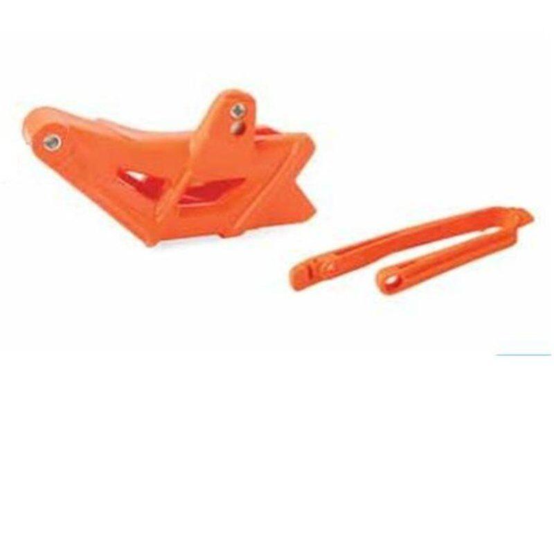 Polisport Guide + patin de chaine Polisport SX125 &+ 12-15/SX-F 11-15 Orange