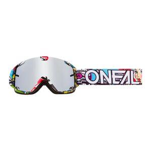 Oneal Masque moto cross enfant Oneal B-30 Crank multi - Publicité