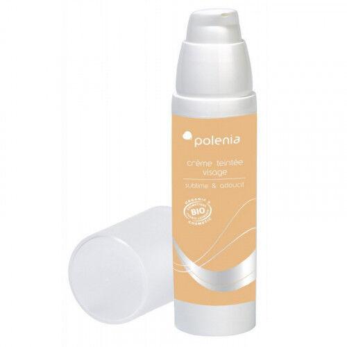 Lubéron Apiculture Crème teintée - Soin visage bio au miel
