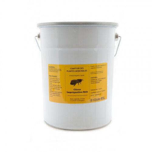 Lubéron Apiculture Entretien du bois de la ruche 5L