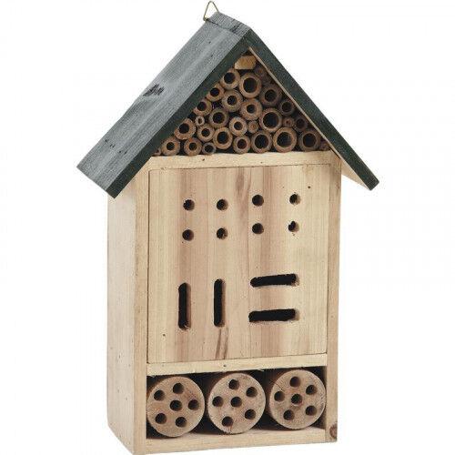 Lubéron Apiculture Hôtel à insectes bois 30 cm
