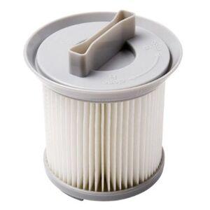 Filtre cylindrique HEPA aspirateur TORNADO SHERPA - Publicité