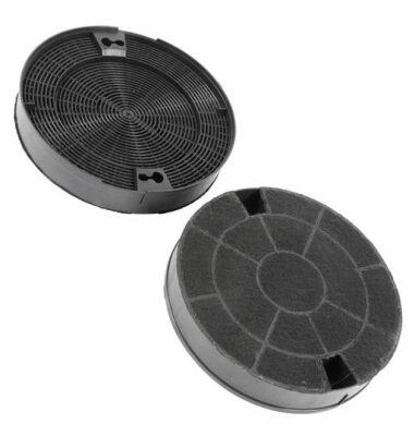 2 filtres à charbon actif hotte IKEA