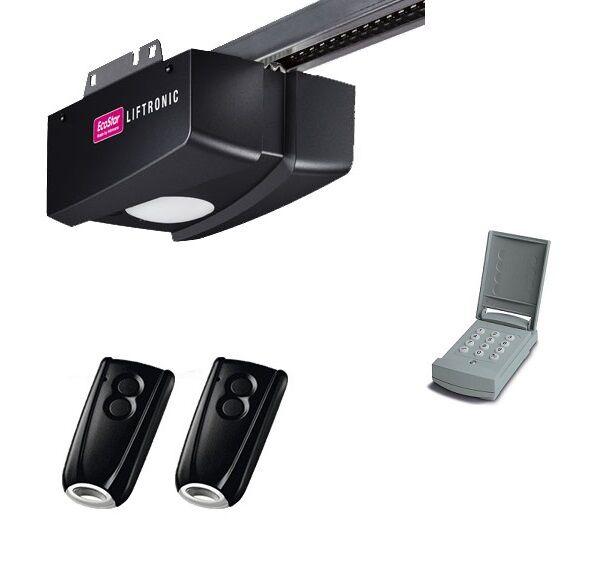 ECOSTAR PACK LIFTRONIC 500 avec digicode et 2 télécommandes ECOSTAR - ECOSTAR