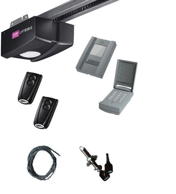 ECOSTAR PACK LIFTRONIC 800 avec déverrouillage extérieur ECOSTAR - ECOSTAR