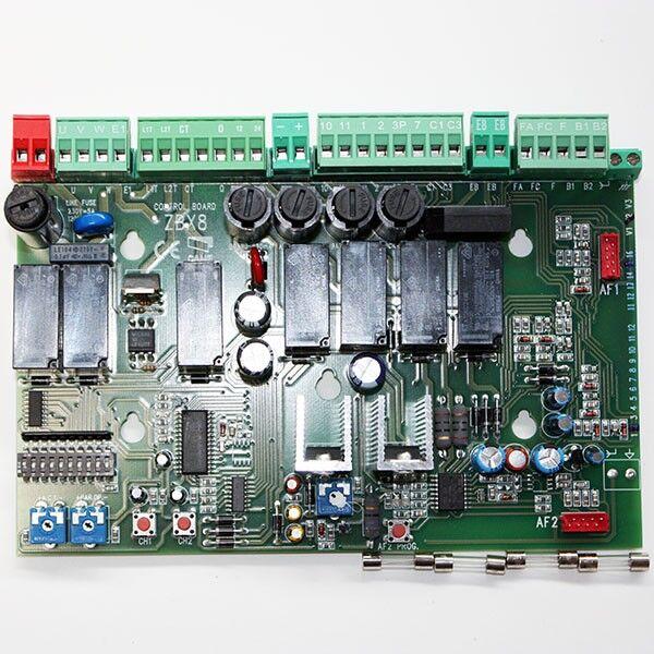 CAME ZBX-8 Carte électronique sans boîtier pour portail coulissant CAME 230V - CAME