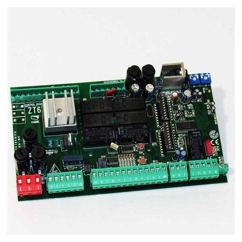 CAME ZT6 Carte électronique sans boîtier pour portail coulissant CAME 230V-380V TRI - CAME