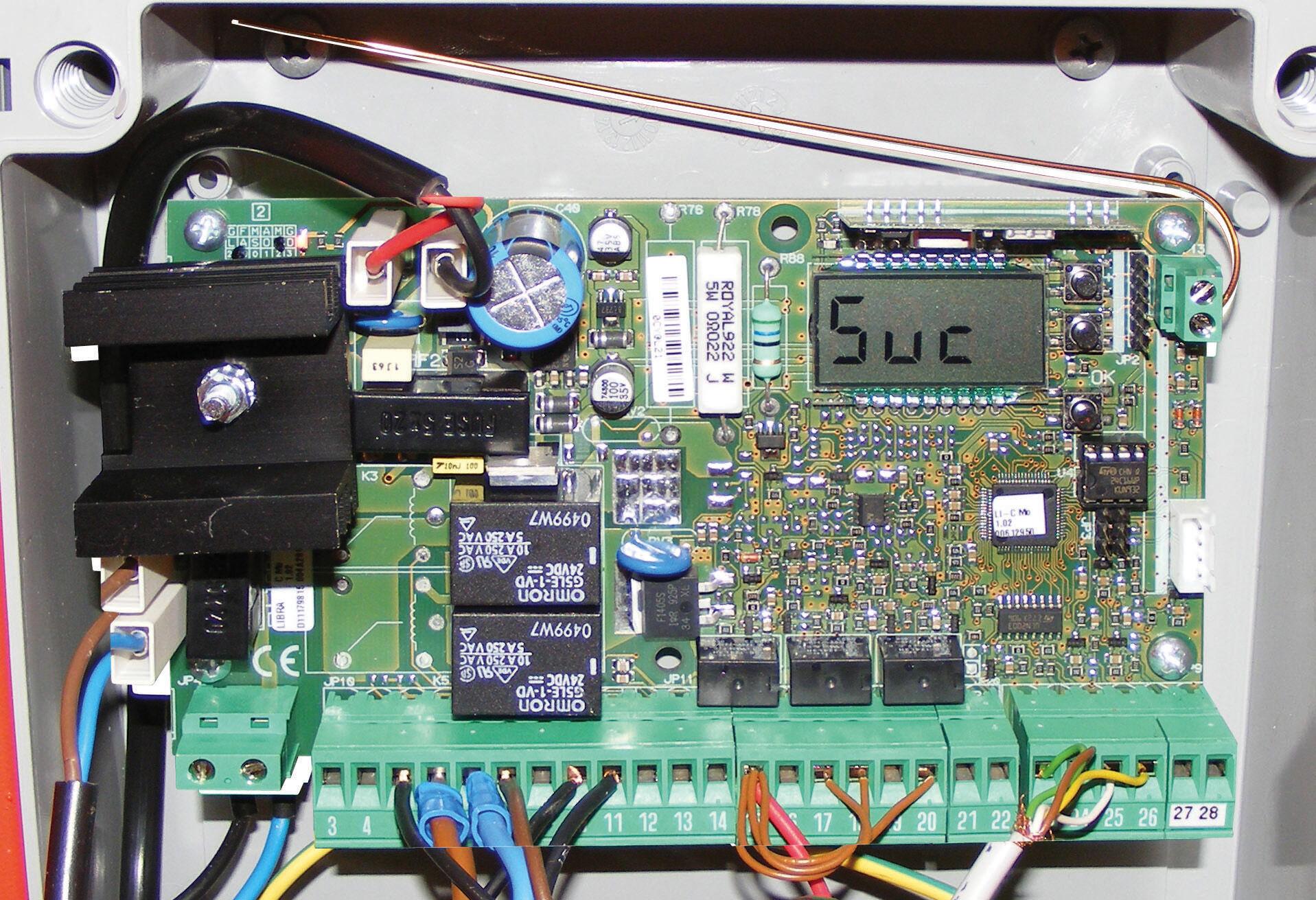 BFT LIBRA CMO Centrale de commande BFT - BFT