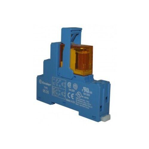 FINDER Relais 24 V AC 1 contact inverseur - FINDER