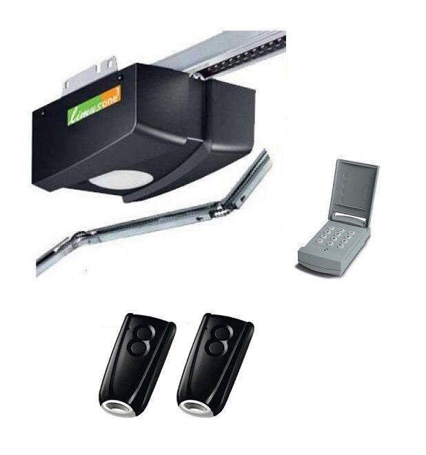 LIMUS ONE PACK LIMUS ONE G50 avec digicode et 2 télécommandes - LIMUS ONE