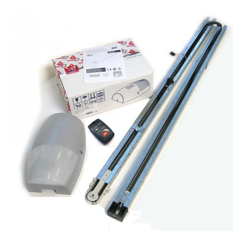 BFT Kit EOS 120 BT RAIL LONG Motorisation pour porte de garage BFT - BFT