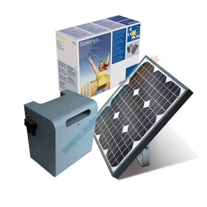 NICE SYKCE Kit d'alimentation solaire NICE - NICE