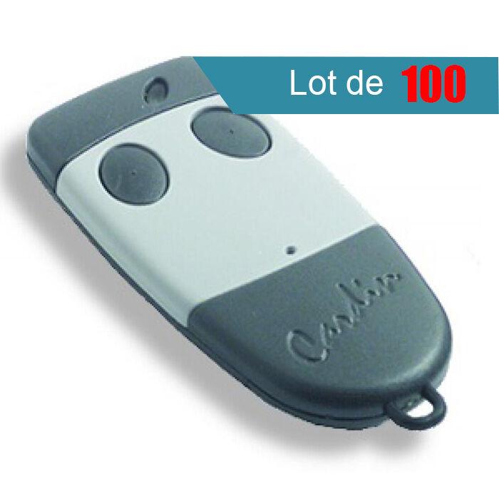 CARDIN Télécommande CARDIN S449-QZ2 Pack de 100 - CARDIN