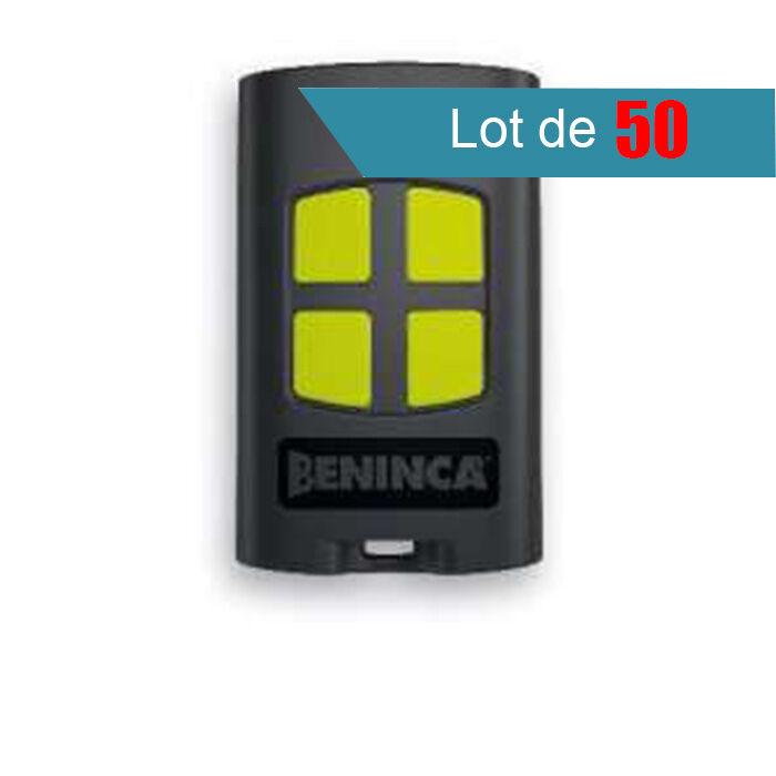 BENINCA TO GO 2VA - Télécommande 2 canaux BENINCA Pack de 50 - BENINCA