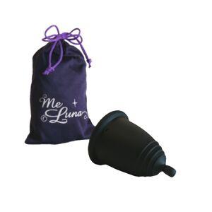 MELUNA Coupe Menstruelle Boule Noir M