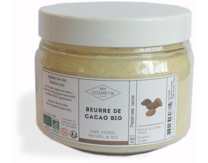 MYCOSMETIK Beurre de Cacao - 200 ml