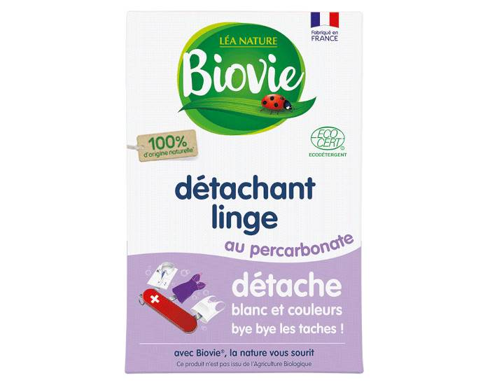 BIOVIE Percarbonate Détachant - 350 g