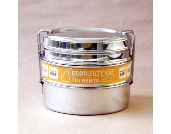 ECOLUNCH BOX Lunch Box Inox Tri Bento