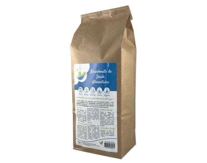 LA FéE DU LOGIS VERT LA FEE DU LOGIS VERT Bicarbonate de soude Alimentaire  Sachet de 1 kg
