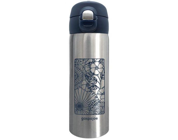 GASPAJOE Mug isotherme en Inox Collection - Trendy - 350ml Champêtre