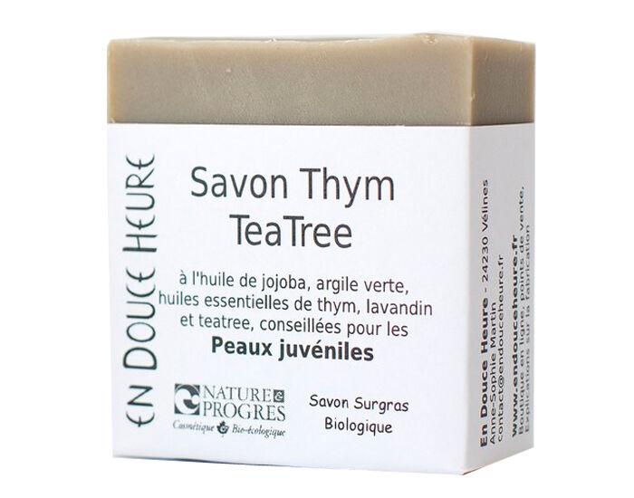 EN DOUCE HEURE Savon sans Huile de Palme - Thym Tea Tree