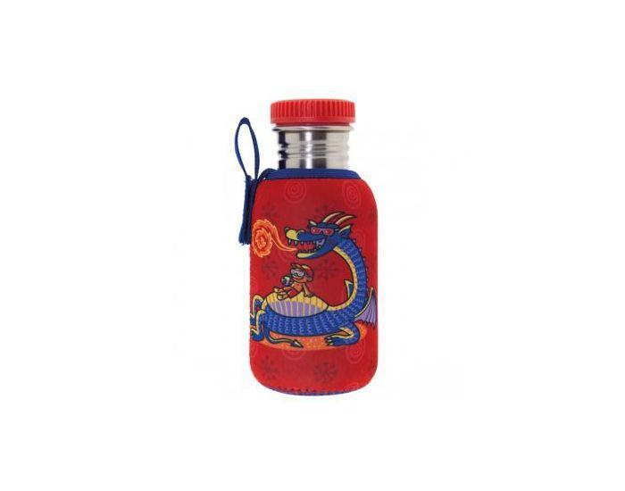 LAKEN Gourde Enfant Inox  500ml dragon