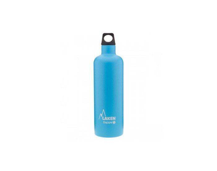 LAKEN Gourde inox isotherme 0,75l Turquoise