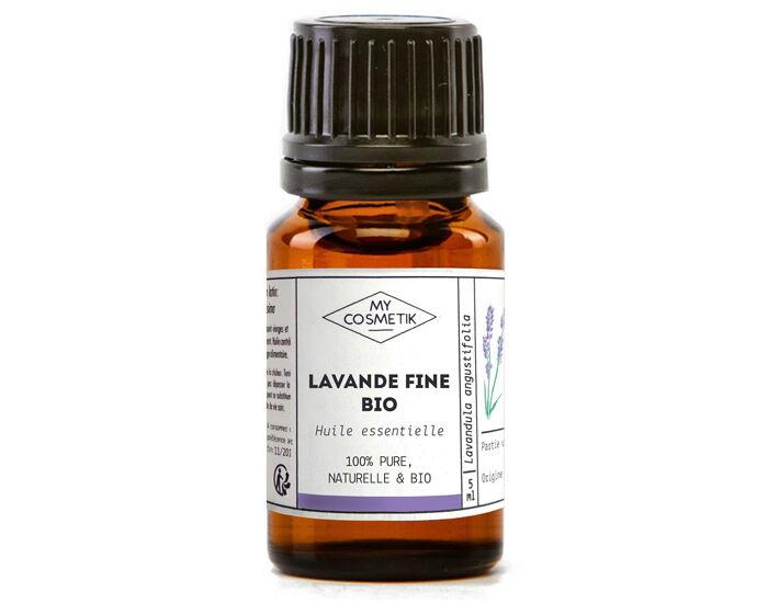 MYCOSMETIK Huile Essentielle de Lavande Fine Bio 10 ml