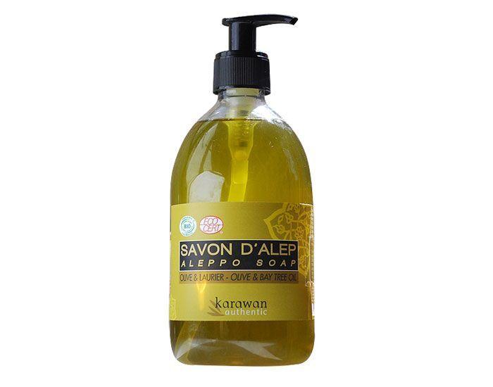 KARAWAN Savon d'Alep Liquide - 500 ml