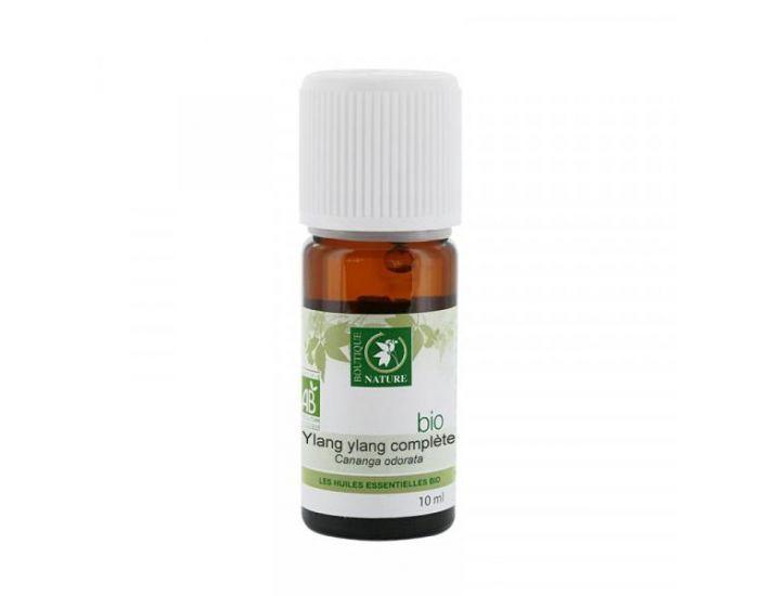 BOUTIQUE NATURE Huile essentielle Ylang Ylang complète Bio - 10 ml