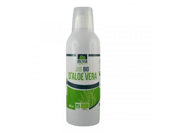 JOLIVIA Jus d'Aloe Vera Bio - 500 ml