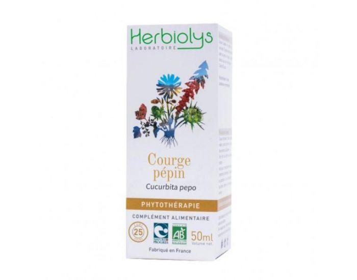 HERBIOLYS Pépin de courge Bio - 50 ml