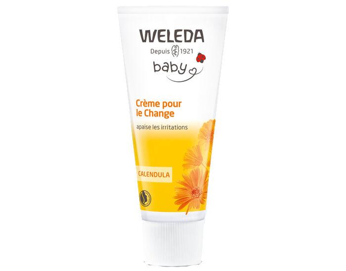 WELEDA Bébé Crème Pour le Change - 75 ml