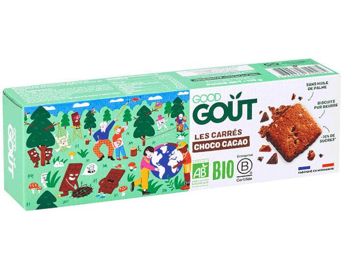 GOOD GOûT GOOD GOUT KIDZ Biscuits Chocolat Cacao - 110 g