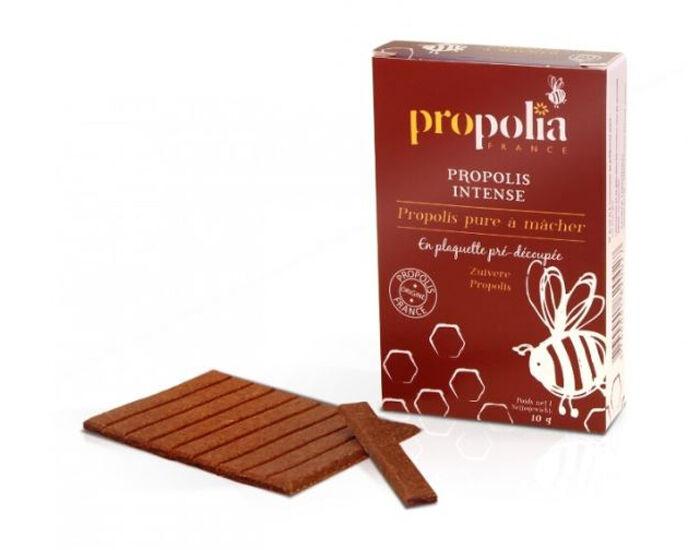 PROPOLIA Propolis Pure à Mâcher Prédécoupée - 10 g