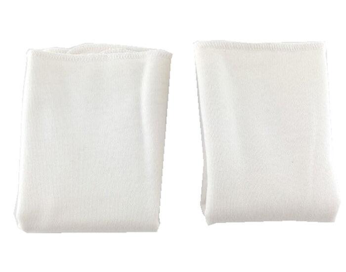 HAMAC Absorbants Lavables en Coton Bio - Lot de 2 Taille 3 - 14 à 21 Kg