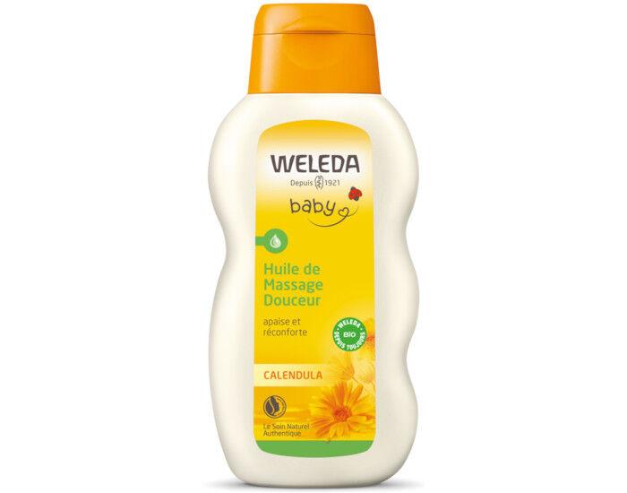 WELEDA Bébé Huile de Massage Douceur - 200 ml