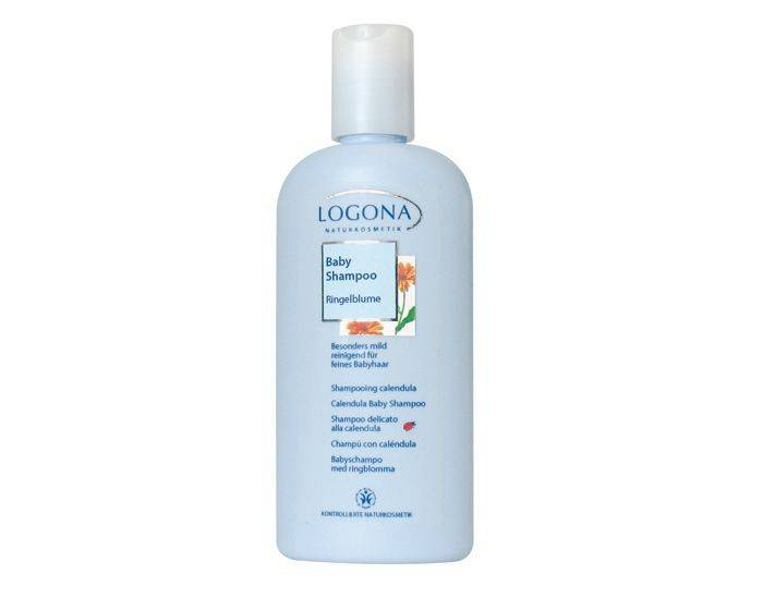 LOGONA Shampooing Bébé Calendula - 200 ml