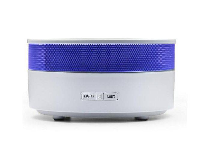 ZEN'ARôME ZEN'AROME Diffuseur d'Huiles Essentielles avec Enceinte Bluetooth Oia V2