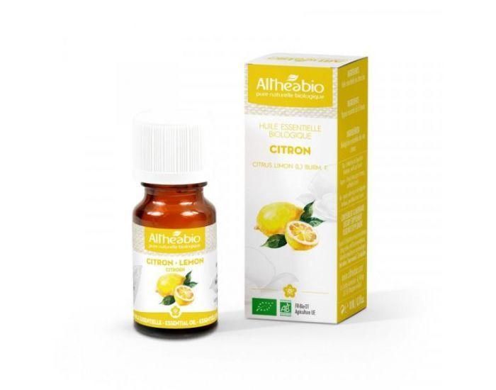 ALTHéABIO ALTHEABIO Huile essentielle Citron Bio - 50 ml