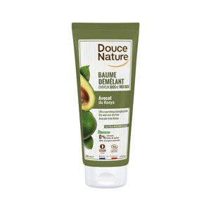 DOUCE NATURE Baume Démêlant Nourrissant Cheveux Secs et Abimés - 200 ml