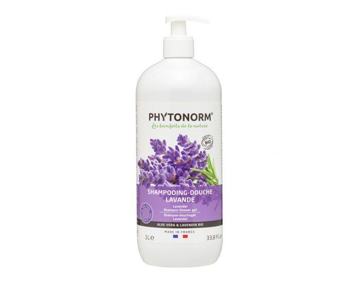 PHYTONORM Shampooing-Douche Lavande Bio - 1L