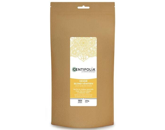 CENTIFOLIA Henné Blond - Reflets Dorés - 250 g